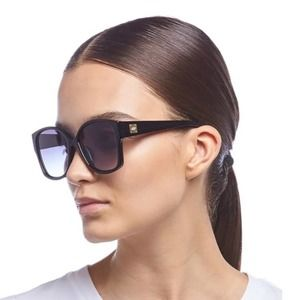 Le Specs Athena Special Fit Oversized Sunglasses